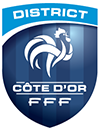 DISTRICT DE LA COTE D'OR DE FOOTBALL